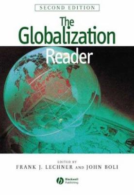 The Globalization Reader 9781405102797