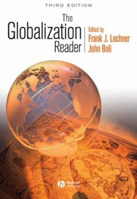 The Globalization Reader 9781405155533