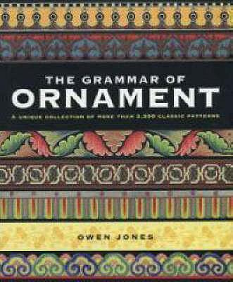 The Grammar of Ornament 9781408101445