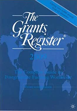 The Grants Register 9781403992628