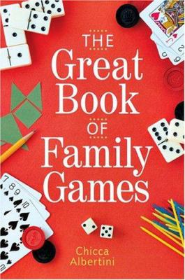 The Great Book of Family Games 9781402725265