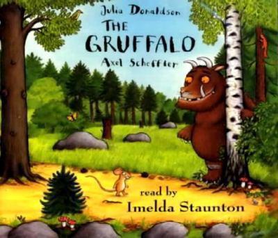 The Gruffalo 9781405005180