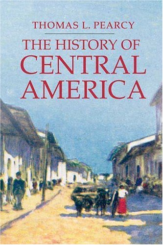 The History of Central America 9781403962560