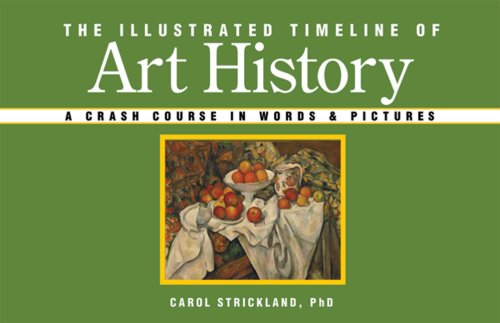 The Illustrated Timeline of Art History: A Crash Course in Words & Pictures 9781402736032
