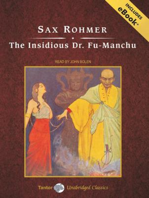 The Insidious Dr. Fu-Manchu 9781400159390
