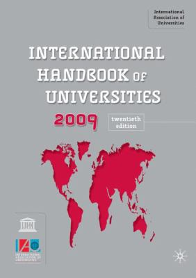 International Handbook of Universit 9781403992598
