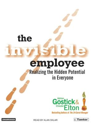 The Invisible Employee: Realizing the Hidden Potential in Everyone 9781400102228