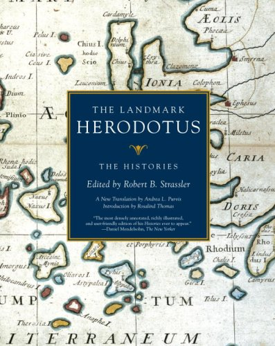 The Landmark Herodotus: The Histories 9781400031146