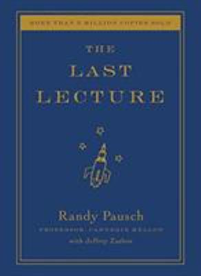 The Last Lecture 9781401323257