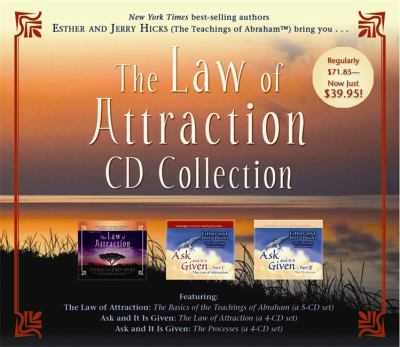The Law of Attraction CD Collection 9781401919726
