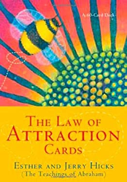 The Law of Attraction Cards 9781401918729