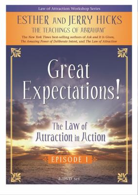 The Law of Attraction in Action 2-DVD Set: The Teachings of Abraham 9781401918439