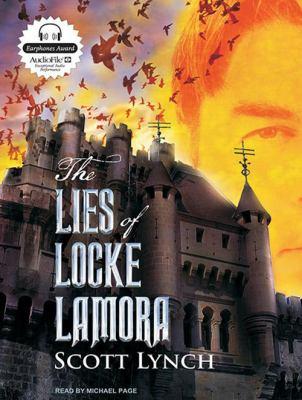 The Lies of Locke Lamora 9781400160518