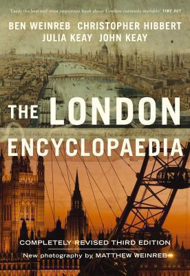 The London Encyclopedia 9781405049252