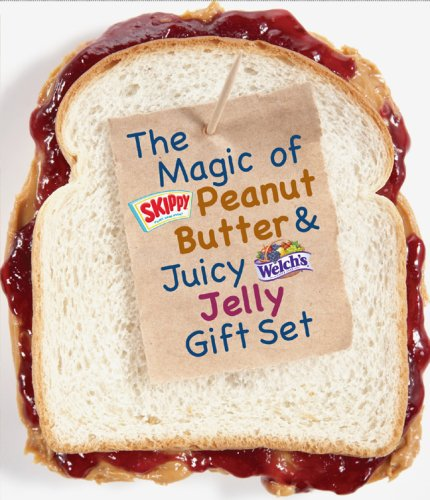 The Magic of Skippy Peanut Butter & Juicy Welch's Jelly Gift Set 9781402744549