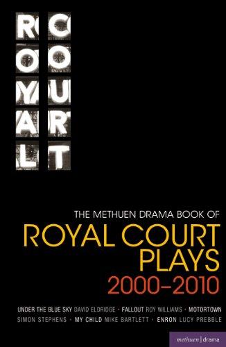 Methuen Drama Book of Royal Court Plays 2000-2010 9781408123935