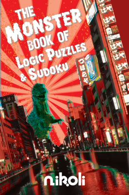 The Monster Book of Logic Puzzles & Sudoku 9781402778803