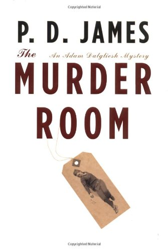The Murder Room 9781400041411