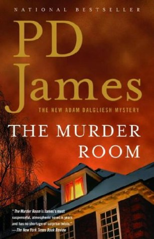 The Murder Room 9781400076093