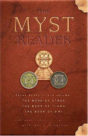 The Myst Reader 9781401307813