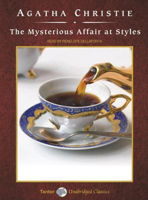 The Mysterious Affair at Styles 9781400152711