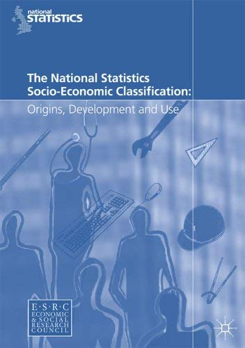 National Statistics Soci 9781403996480