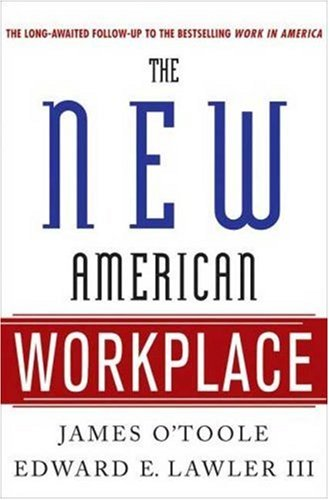 The New American Workplace 9781403984913
