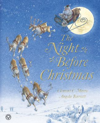 The Night Before Christmas 9781408307021