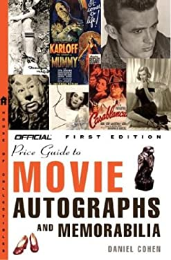 The Official Price Guide to Movie Autographs and Memorabilia 9781400047314