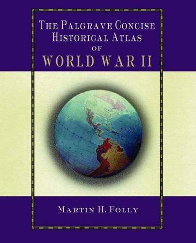 Palgrave Concise Historical Atlas of the 9781403902856