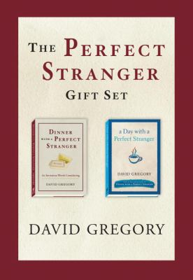 The Perfect Stranger Gift Set: Dinner with a Perfect Stranger/A Day with a Perfect Stranger 9781400074884