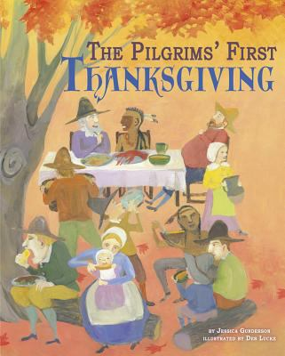 The Pilgrims' First Thanksgiving 9781404867208