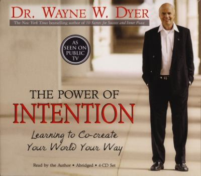 The Power of Intention 9781401902179