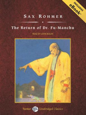 The Return of Dr. Fu-Manchu 9781400161126