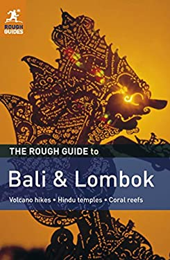 The Rough Guide to Bali & Lombok 9781405381352