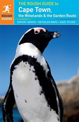 The Rough Guide to Cape Town, the Winelands & the Garden Route 9781405389686
