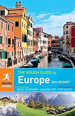 The Rough Guide to Europe on a Budget 9781405386920