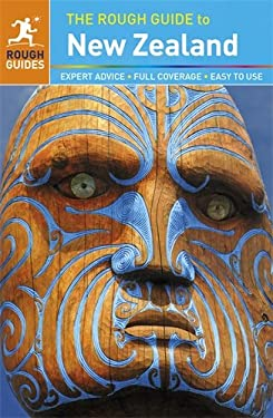 The Rough Guide to New Zealand 9781405390002