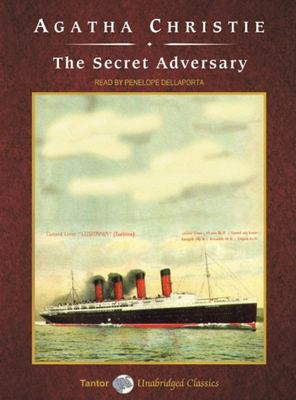 The Secret Adversary 9781400152698