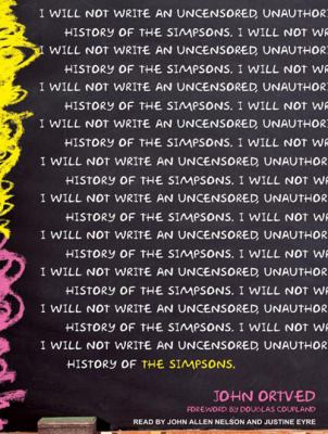 Simpsons: An Uncensored, Unauthorized History