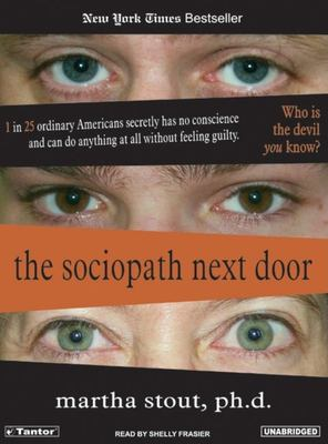 The Sociopath Next Door 9781400151561