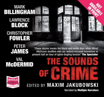 The Sounds of Crime 9781407435725