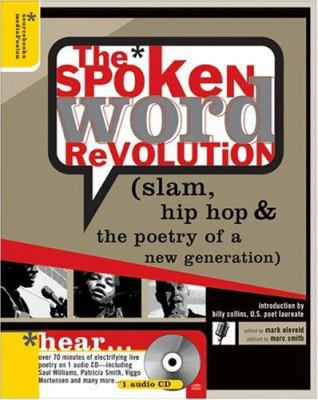The Spoken Word Revolution (PB) with Audio CD 9781402202469