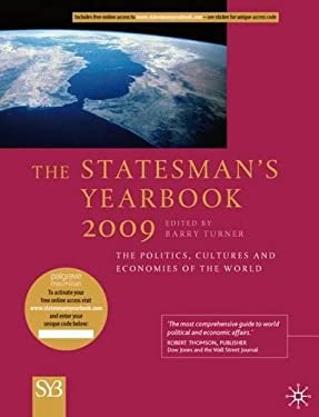 The Statesman's Yearbook: The Politics, Cultures and Economies of the World 9781403992789