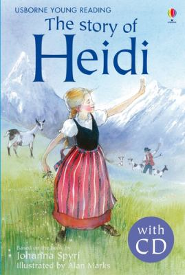 The Story of Heidi 9781409500780
