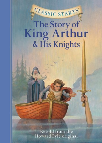 The Story of King Arthur & His Knights 9781402725340