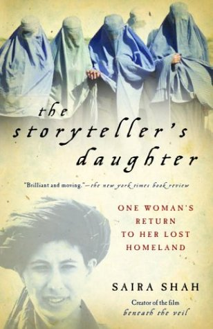 The Storyteller's Daughter: One Woman's Return to Her Lost Homeland 9781400031474