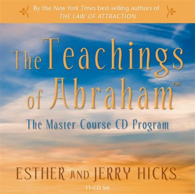 The Teachings of Abraham: The Master Course Audio 9781401921781