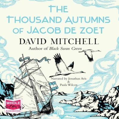 The Thousand Autumns of Jacob De Zoet 9781407457550