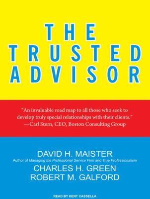 The Trusted Advisor 9781400162222